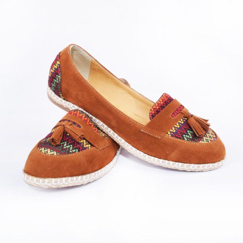 کفش کالج زنانه شهرزاد