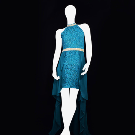 لباس شب نیم تنه دامن سال۲۰۱۷ لباس مجلسی دنباله دار ماندانا - فروشگاه اینترنتی اوتیسا